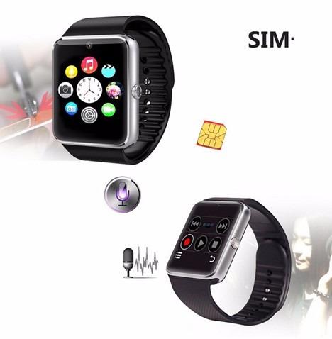 smartwatch, reloj celular con chip