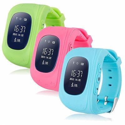 Smartwatch reloj celular localizador gps ni os kids sos - Localizador gps ninos ...