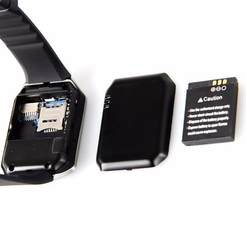smartwatch reloj celular tactil bluetooth camara usb