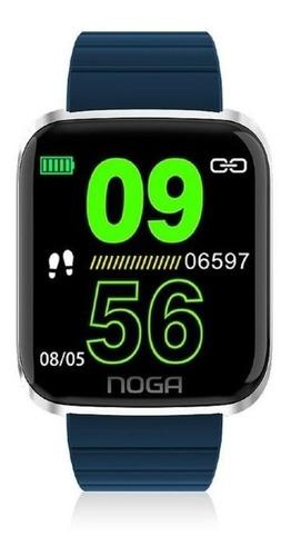 smartwatch reloj inteligente noga - ng-sw03 fitness - salud