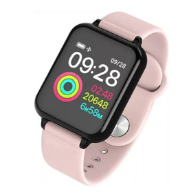Smartwatch Reloj Inteligente Ritmo Cardíaco Pasometro