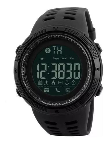 smartwatch reloj inteligente sumergible 50m android skmei