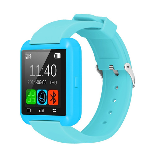 smartwatch reloj inteligente u8 colores