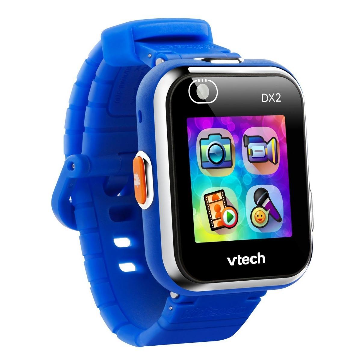 mejores zapatillas de deporte numerosos en variedad diseño elegante Smartwatch Reloj Inteligente Vtech Para Niños Color Azul