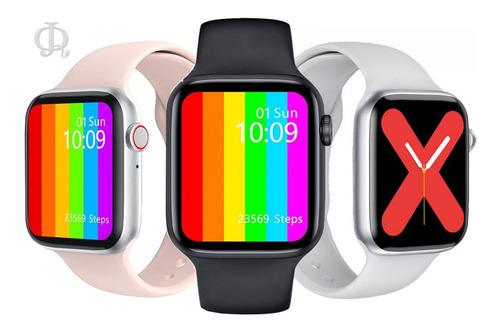 smartwatch reloj inteligente w26 llamadas android ios x-time