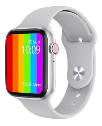 smartwatch reloj inteligente w26 pantalla tactil serie 6