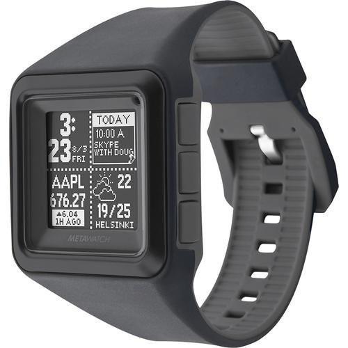 smartwatch reloj metawatch strata mw3007 envio gratis