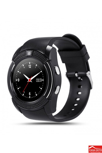 smartwatch reloj v8, hasta 32gb, one de lujo solo bluetooth