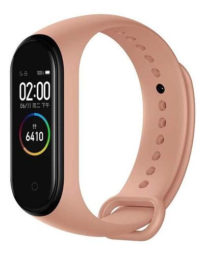 smartwatch reloj xiaomi mi band 4 original español + malla