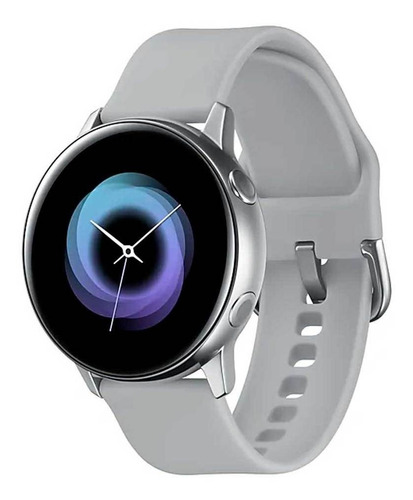 smartwatch samsung galaxy active silver