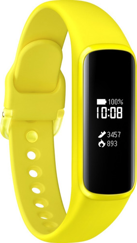 smartwatch samsung galaxy fit e sumergible bluetooth