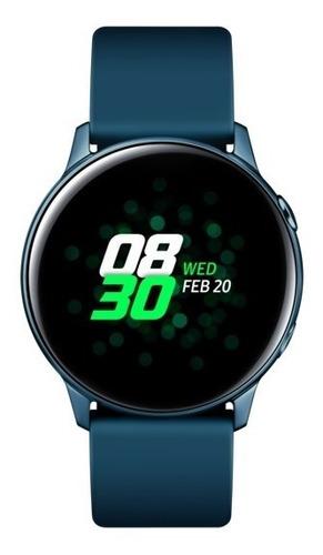 smartwatch samsung galaxy watch active green sm-r500nzgapeo
