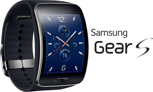 smartwatch samsung gear s wifi 3g liberado new envío gratis!