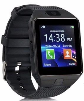 smartwatch sefton dz09 chip c/camara - sim
