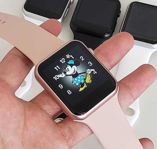 smartwatch serie 5 ref t500 llamar y contestar reloj intelig