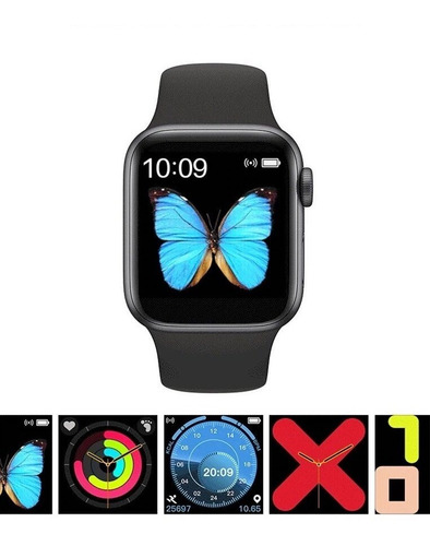 smartwatch t500 serie 5 2020