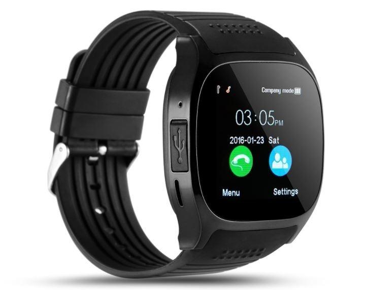 f1462bbdb195 Smartwatch T8 Reloj Inteligente Android Camara Telefono 2019 -   998 ...