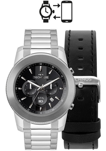 smartwatch technos - connect 3+ - m1aa/1p