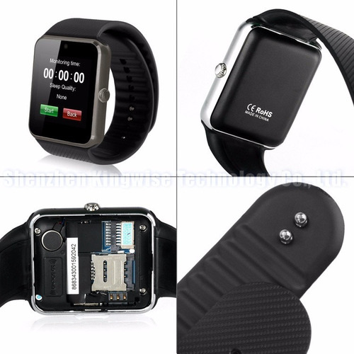 smartwatch tipo applewatch android iphone cel env gratis