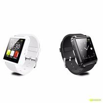 Smartwatch U8 Reloj Inteligente Samsung Iphone Bluetooth 3.0