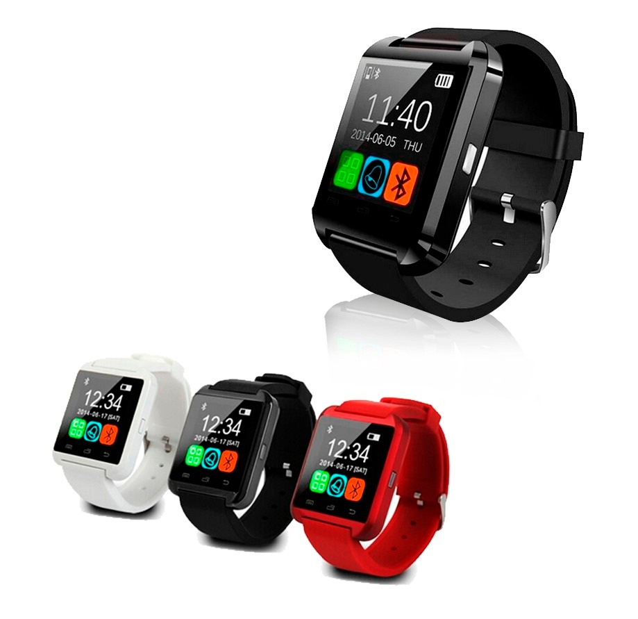 smartwatch compatible with iphone smartwatch u8 compatible con iphone y android bluetooth 2572