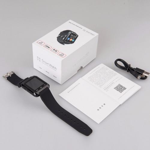smartwatch u8 ( nuevo en caja )