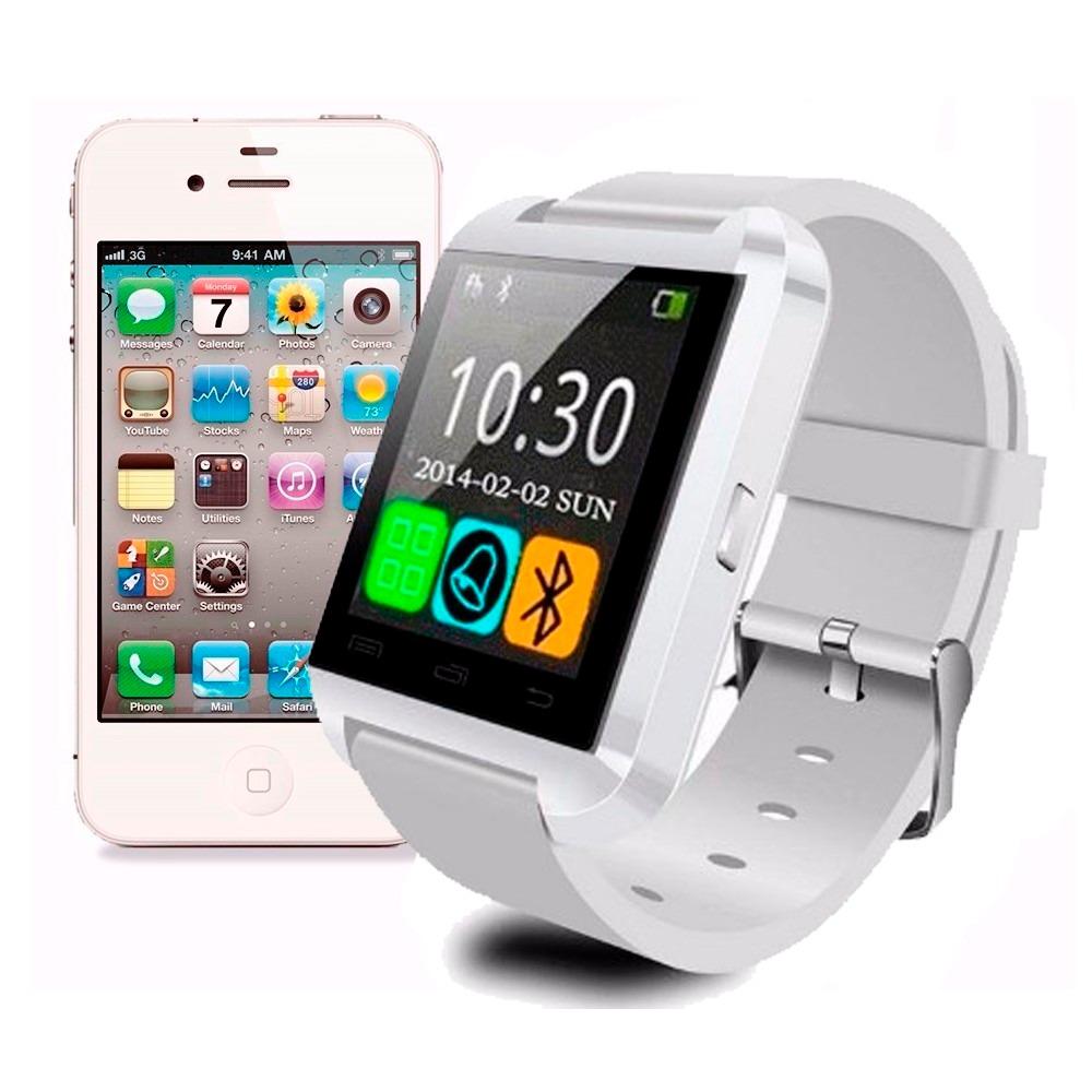 a511a48d70d smartwatch u8 relógio inteligente bluetooth android iphone. Carregando zoom.