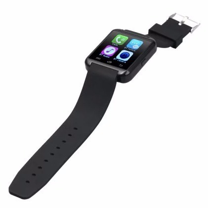 c35a4a06076 Smartwatch U8 Relógio Inteligente Bluetooth Android Iphone