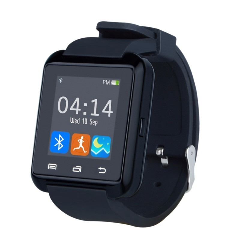 058d917eb3e Smartwatch U8 Relogio Pulso Bluetooth Iphone Android Samsung - R  45 ...