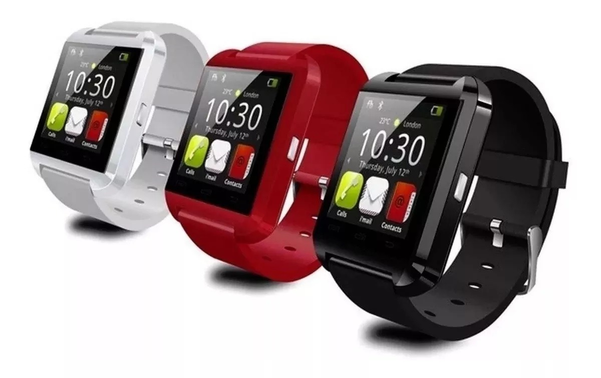 6efb92f1676 Smartwatch U8 Reloj Inteligente Android Bluetooth - $ 699,00 en ...