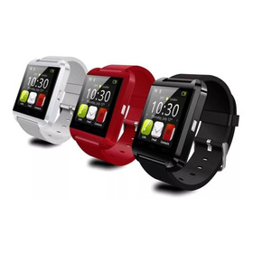Smartwatch U8 Reloj Inteligente Android Fit Band