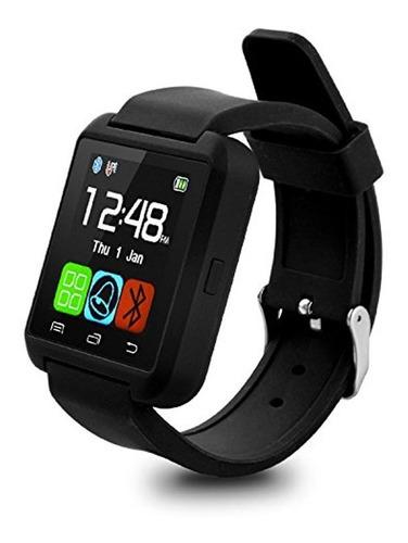smartwatch u8 reloj inteligente android fit band