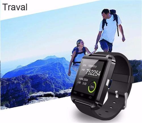 smartwatch u8 reloj inteligente bluetooth android