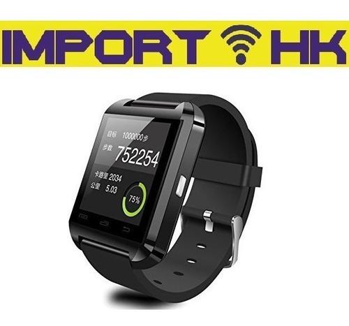 smartwatch u8 reloj inteligente bluetooth para android