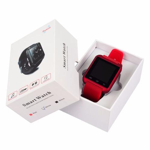 smartwatch u8s - android - samsung, lg, motorola (original)