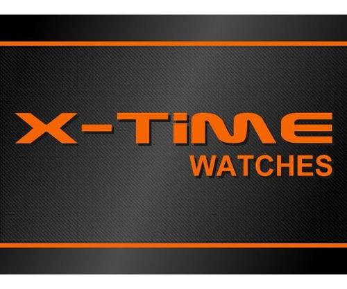 smartwatch x-time s4 ritmo cardiaco con malla de regalo
