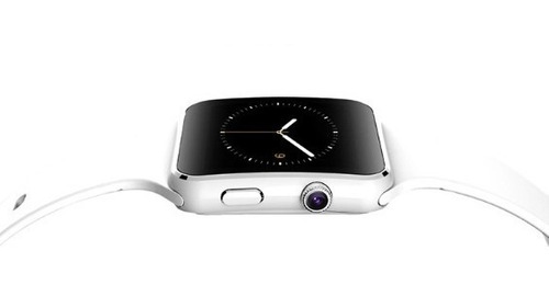 smartwatch x6 multifunción bluetooth v5.0