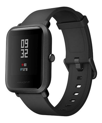 smartwatch xiaomi amazfit bip reloj cardio gps caja sellada
