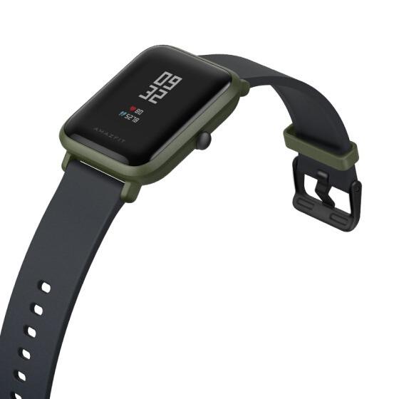 0727053cd530 Smartwatch Xiaomi Amazfit Bip Verde Monitor Actividad Gps - S  285 ...