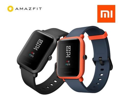 smartwatch xiaomi amazfit bip version internacional + mica