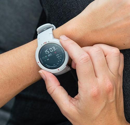smartwatch xiaomi amazfit verge gps/global branco original
