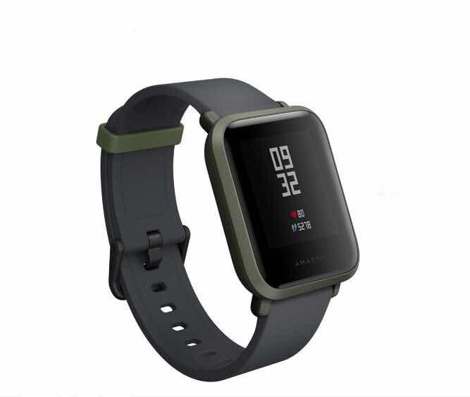 4cf6c324792 Smartwatch Xiaomi Huami Amazfit Bip Internacional - R  445