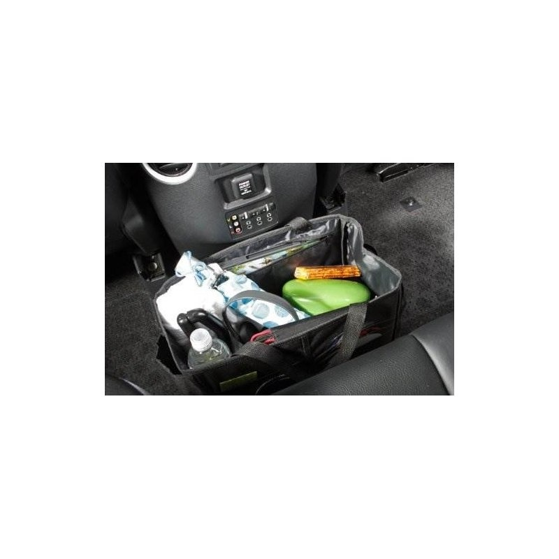 Smartworks ACO-12//2285 Black Auto Console Organizer
