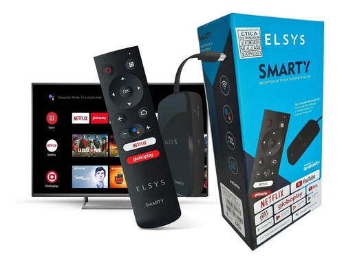 smarty receptor tv box smart android netflix youtube