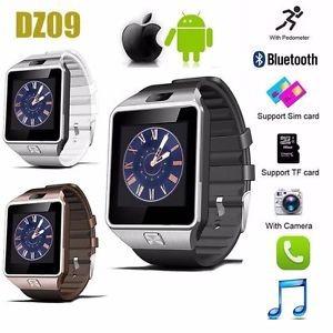 smarwatch zoom q6 reloj espia dz09
