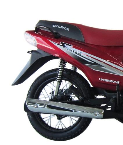 smash 110 moto gilera
