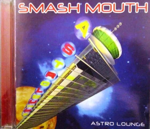 smash mouth - astro lounge importado usa