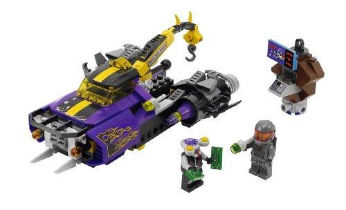 smash 'n' grab de lego space police (5982)