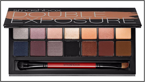 smashbox double exposure palette 100% original