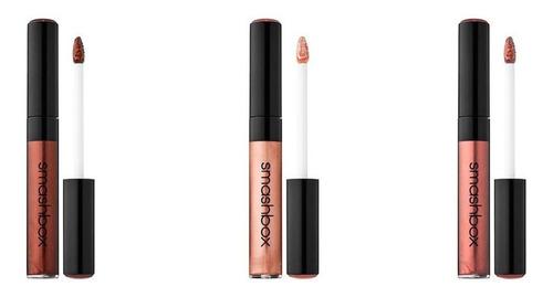 smashbox u.s.a. lip gloss voluminizador larga duración intransferible